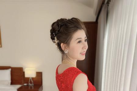 新娘婚禮造型/宇璇