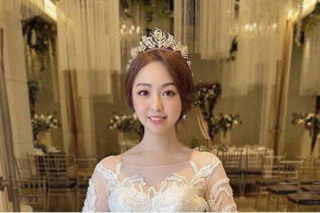 新娘造型/芸芸