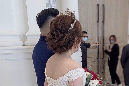 新娘婚禮造型/盈止