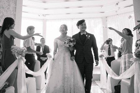 西子灣婚宴會館 證婚