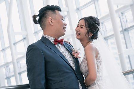 高雄 漢來巨蛋會館 婚禮紀錄