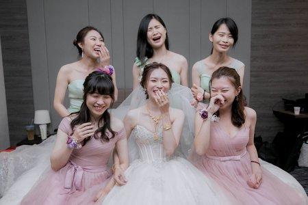 『推薦必看』超質感婚攝 高雄富野渡假酒店 文定 迎娶