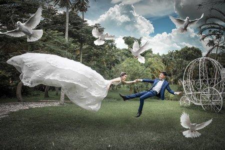光點攝影Studio/自助婚紗