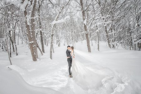 光點攝影Studio/北海道婚紗