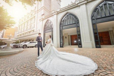 寒舍艾美婚禮紀錄/證婚儀式