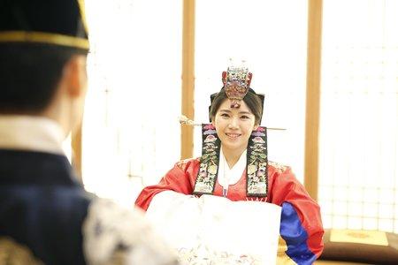韓國婚禮現場