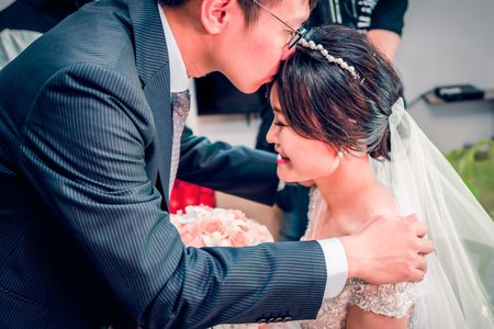 志隆 ❤️孟穎  | 婚禮紀錄 | 平面攝影 | 澄清湖水漾會館