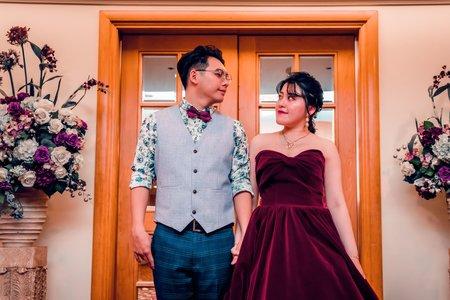 哲宏 ❤️ 姿帆 | 婚禮紀錄 | 平面攝影