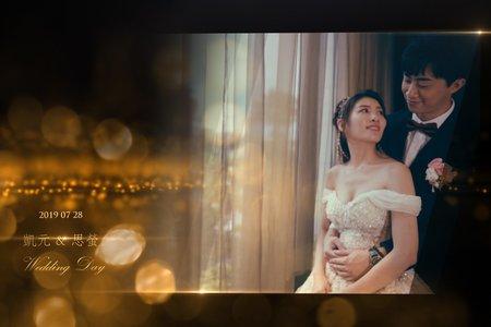 凱元 ❤️ 思螢 | 迎娶 | 婚禮紀錄 | 平面 | 金宸大飯店