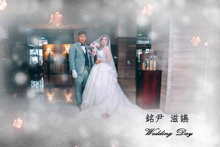 銘尹 ❤️ 滋讌 | 平面攝影 | 迎娶儀式 | 開璋聖王廟