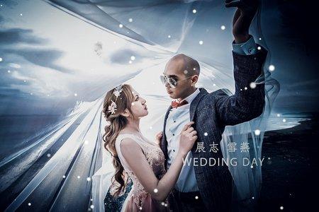 展志 ❤️ 雪燕 | 平面攝影 | 婚禮紀錄 | 夢時代雅悅會館 | 一拍二錄小資方案 |