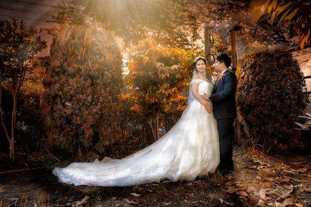 崇偉 ❤️ 瑞娟 | 訂結同天 | 証婚儀式 | 烏日教會 |一拍二錄小資方案影