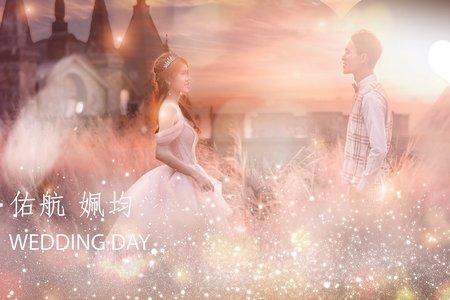 佑航 ❤️ 姵均 | 平面攝影 | 婚禮紀錄 | 夢時代雅悅會館 | 一拍二錄小資方案 |