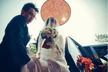 范吳 婚宴