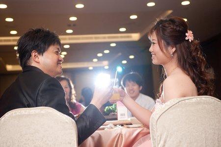 訂婚  簡單儀式親友小聚