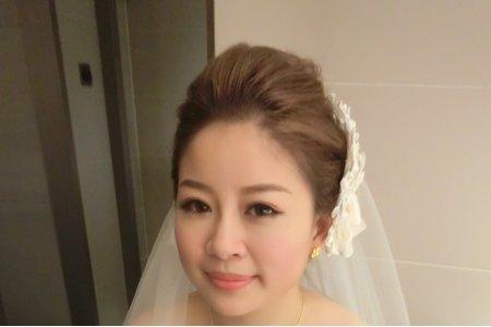 旻靜-迎娶造型-170930