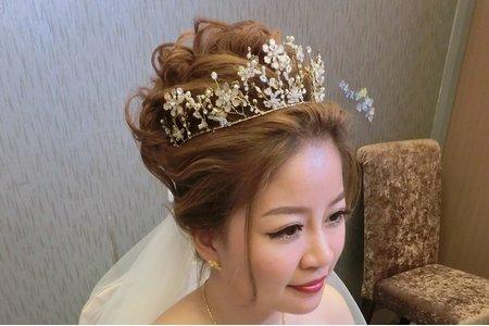 旻靜-結婚3造型-彰化170930