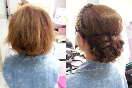 2014短髮