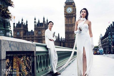 7Rose | 海外婚紗 | 英國-浪漫倫敦