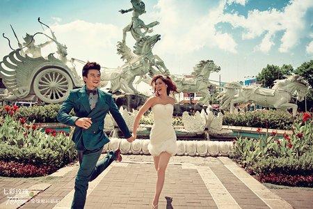 7Rose   海外婚紗   峇里島-漫遊渡假天堂