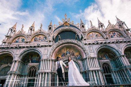 7Rose | 海外婚紗 | 義大利-威尼斯浪漫狂想