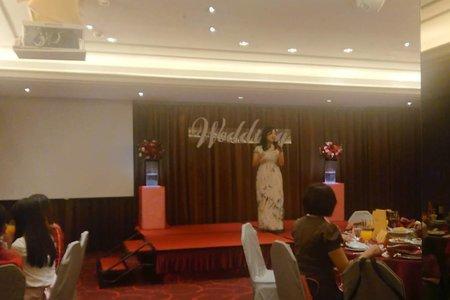 福華飯店文定迎娶雙儀式及午宴