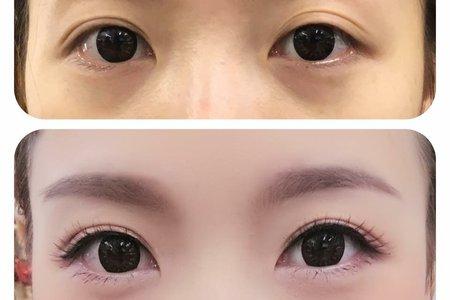 精緻眼妝✨眼型調整??