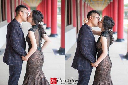 高雄孔廟婚紗