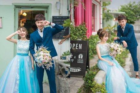 沖繩婚紗就找 潘朵拉婚紗團隊