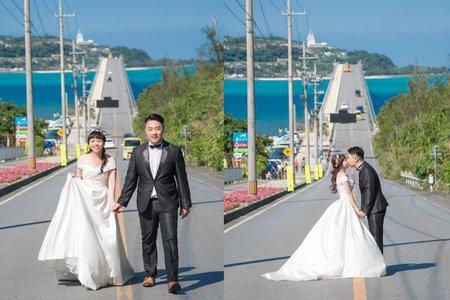 日本沖繩婚紗 超便宜