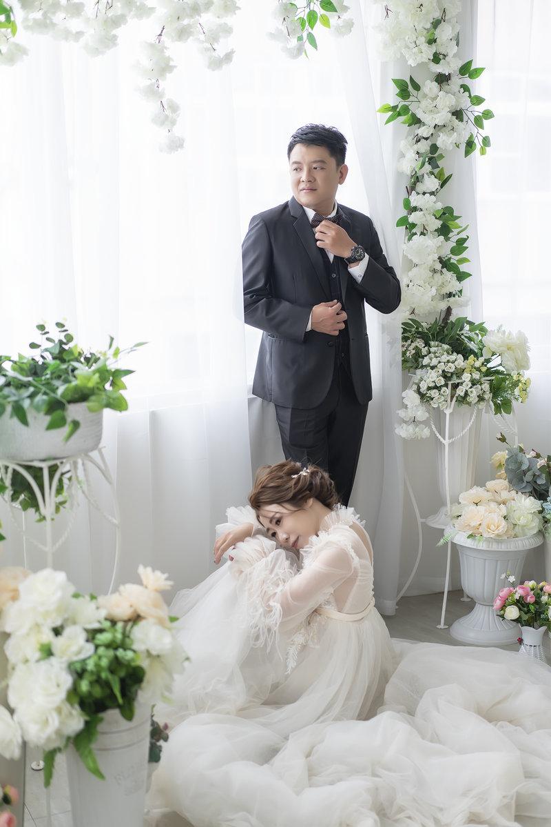 婚紗包套搭配優惠方案新娘秘書半價作品