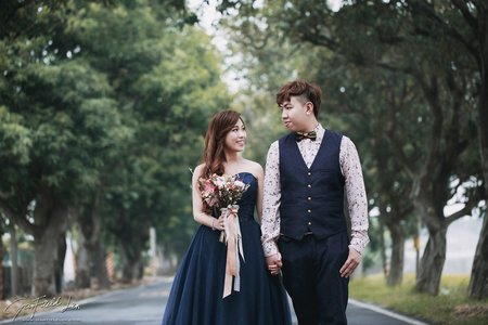 Wedding Day: 鄭頤&筱郁