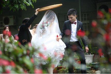 皓恩.靜盈 迎娶婚禮紀錄