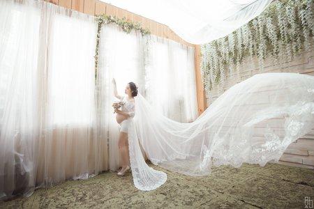 薇薇 孕婦婚紗