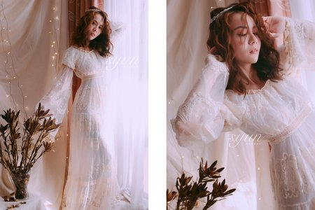kriss 婚紗