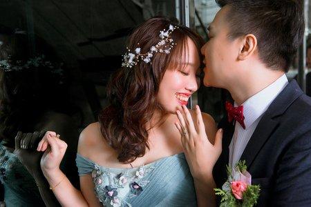 孟修 娟凌  結婚