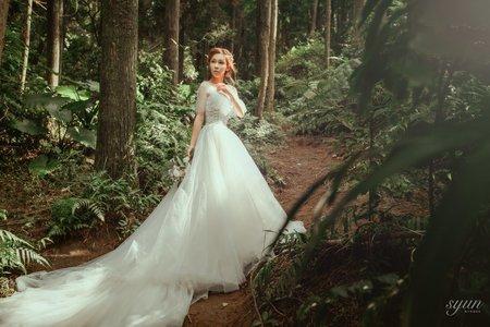 陳享 金妮 婚紗攝影