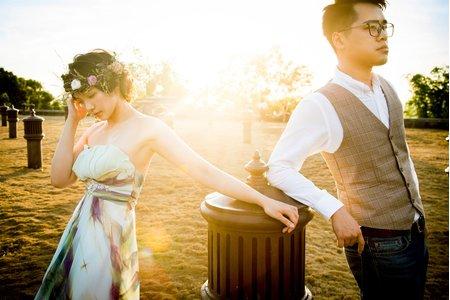 台南自助婚紗 | 自然互動