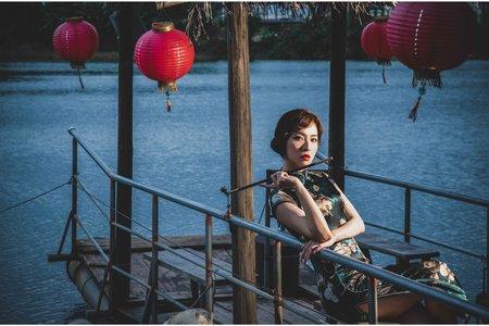 台南自助婚紗 | 中式+唯美