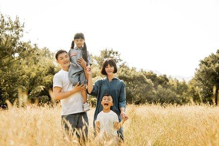 高雄|親子寫真 |全家福