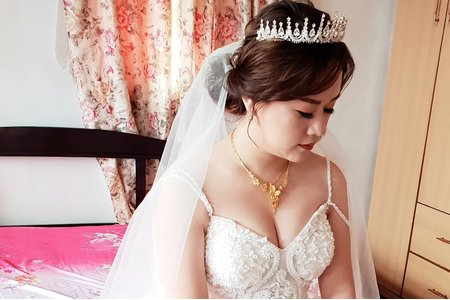 Jula Chang 婚禮現場 甜心佳人
