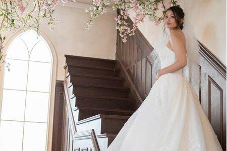 新娘單妝造型