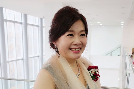 2018 親友妝髮