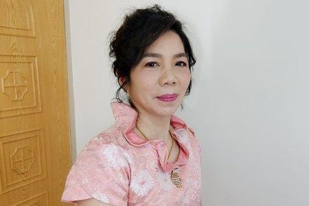 2018親友妝髮