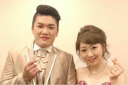 日本新人小奈婚禮記錄