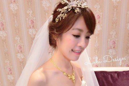 { 婚宴造型 } 惠鈴 wedding