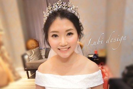 { 婚宴造型 } 芷琳 wedding