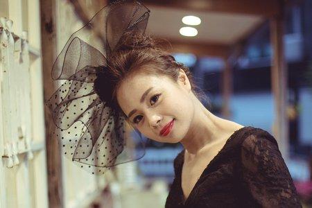 婚紗攝影-高貴公主VS魅惑精靈婚紗留影