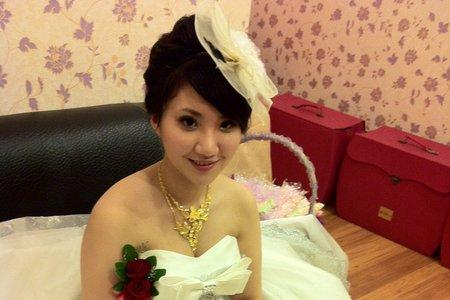 新娘秘書Win- 高貴優雅公主-雅雯結婚囉!