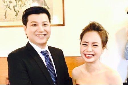 新娘秘書Win- 典雅公主文定 & 夜市浪漫?婚紗留影